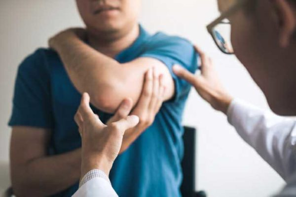 Shoulder and elbow injuries