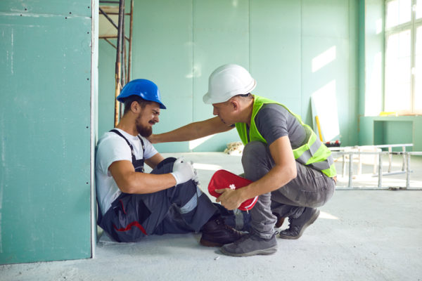 Construction nonfatal injuries